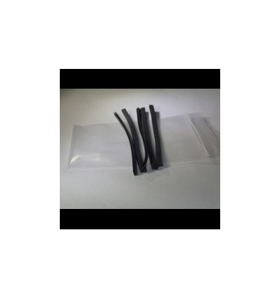 Set of 5 replacement wipers
